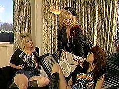 Chessie Moore, Dusty, Bridgett Monroe in classic sex site
